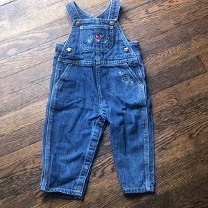 Toddler Carthartt overalls 🍋🍋